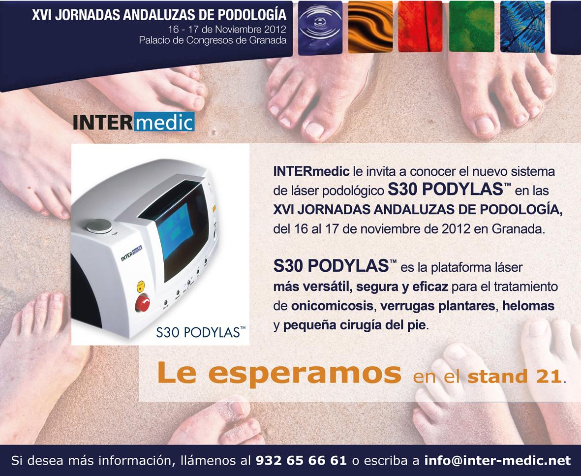 Congreso Podologia Granada