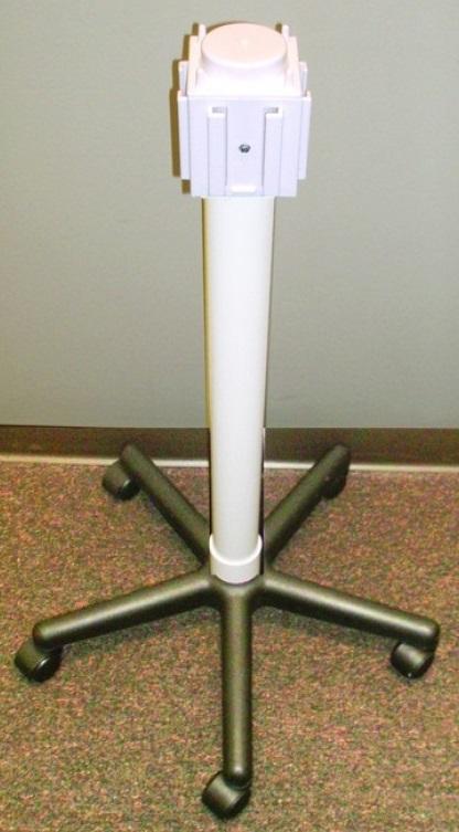 Unidad soporte frascos