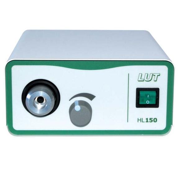 Fuente luz fría  halógena 150 wat.