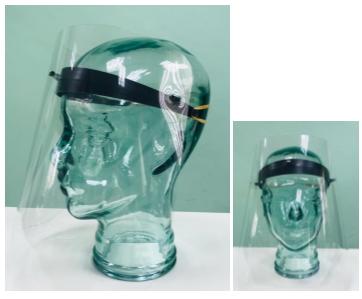 Pantalla de protección facial green ECO