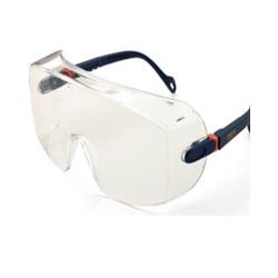Gafas de protección con patillas